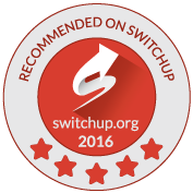 Switchup award
