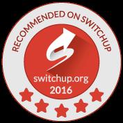 Switchup award