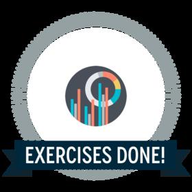 Exercise set done! Icon
